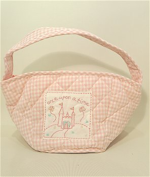 Once Upon a Time - Small Toy Bag Pink