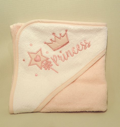Little Princess Hooded Towel