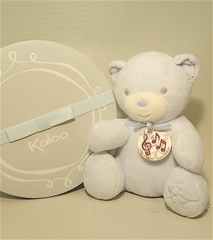 Musical Bear - Blue - Kaloo