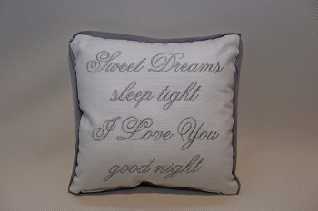'Sweet Dreams' Cushion