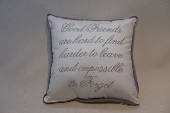 Good Friends Cushion