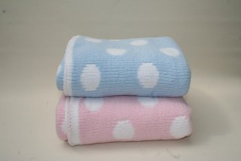 Reversible Dot Blanket